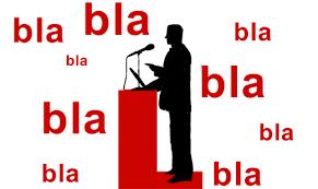Bla, bla, bla ...
