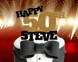 50th decorations etsy
