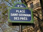 Image result for paris street sign