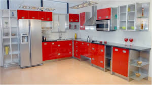 Ready Made Kitchen Cabinets by Stainless Steel Kitchen Cabinets