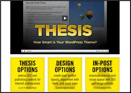 Thesis Theme Review  WordPress      Most Talked about Theme   WPblogger
