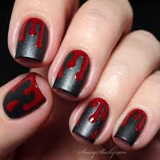 image result for blood nail art special war paint pinterest