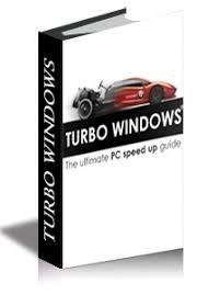 "Ebook Gratis Panduan Optimasi Windows ""Turbo Windows – The Ultimate PC Speed Up Guide"""