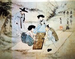 Pictura din timpul dinastiei Joseon Images?q=tbn:ANd9GcQGk-bBLSDktcXqJTmrxadhEy4wCOvghdQVhnSA7tbrm2jGe-Uk