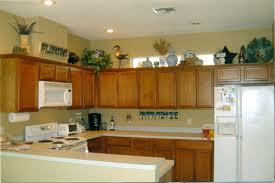 Kitchen Cabinets Photos Ideas by Decorating Above Kitchen Cabinets U2014 Jen U0026 Joes Design
