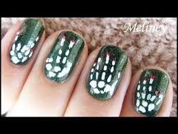 233 best halloween nails images on pinterest halloween nails