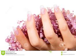 elegant nail design royalty free stock photography image 12935097