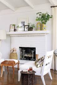 Designing Living Rooms With Fireplaces 25 Cozy Ideas For Fireplace Mantels Southern Living