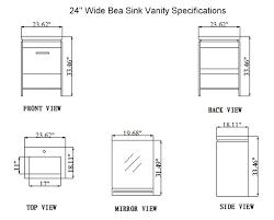 bathroom cabinets bathroom vanity cabinet dimensions home design