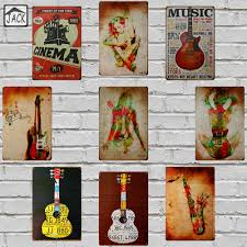 Music Home Decor by Online Get Cheap Vintage Music Sign Aliexpress Com Alibaba Group