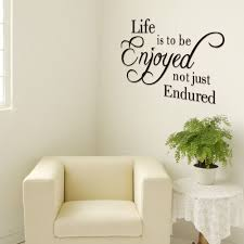 wall decals mesmerizing phrase quote full image for trendy colors phrase wall decals life inspiration quotes