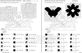 printable halloween worksheets holiday math worksheets by math crush