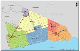 Hamilton Canada Map Mayor Ken Hewitt