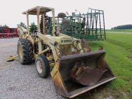 rear of ford 550 backhoe ford tractors u0026 equipment pinterest