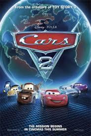 Poster de Cars 2