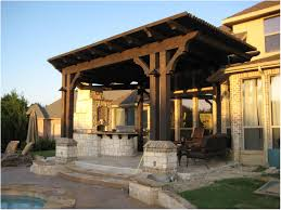 outdoor kitchen designs with pergolas affordable medium size of