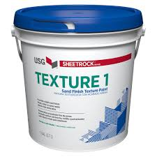 Home Depot Interior Paint Brands Sheetrock Brand 128 Oz Wall And Ceiling Texture Paint 547023