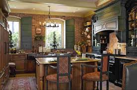 Iron Kitchen Island by Classic French Country Kitchens Furnishing Ideas With Iron Cage