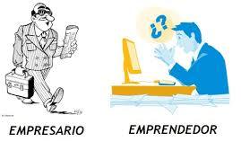 empresario y emprendedor