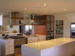 Long Kitchen Island Designs by Classic Contemporary Kitchen With Container Island Design Unify