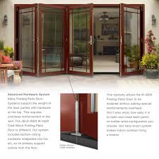 Home Depot Shutters Interior by Bifold Patio Doors Home Depot