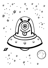 alien coloring pages olegandreev me