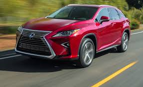lexus rx400h crossover 2016 lexus rx first drive u2013 review u2013 car and driver