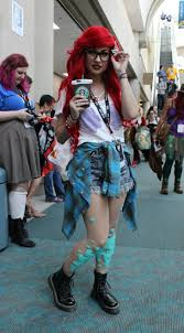 anime costumes for halloween best 25 hipster ariel ideas on pinterest hipster princess punk