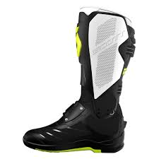 motocross boot straps scott 550 mx boot black yellow offroad boots retailer low price