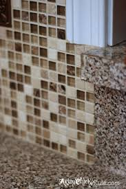 kitchen backsplash trim ideas contemporary mosaic tile backsplash edge n inside design decorating