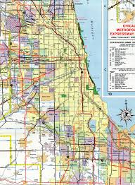 Map Of Wisconsin And Illinois by Interstate Guide Interstate 94