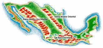 sierras de México