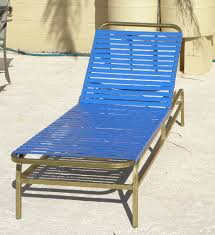 Florida Furniture And Patio by Pool Furniture Vinyl Strapping Replacements In Tampa Florida