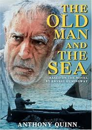poster image of the movie, the old man and the sea