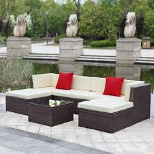 Wicker Resin Patio Furniture - furniture interesting wicker patio furniture for modern outdoor