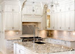 Best Paint For Kitchen Cabinets 2017 by Painted Kitchen Cabinets Ideas In White Color Theme House And Decor