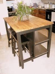 Kitchen Island Oak marvelous stenstorp kitchen island black brown oak with wooden
