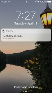 Iphone Cannot Take Photo 7 Solutions For When Your Iphone Says No Sim