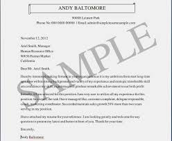 Cover Letter Examples For Job Resumecover Letter Format For Resume