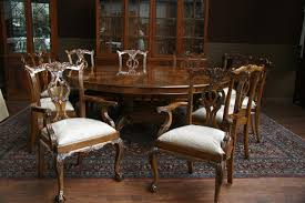 Large Dining Room Tables by Dining Table Large Round Dining Tables Pythonet Home Furniture