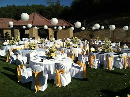 Wedding Backyard Reception Ideas by Backyard Wedding Receptions Gallery Wedding Decoration Ideas