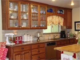 kitchen simple wooden countertops backsplash color cabinets