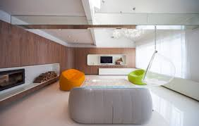 Loft Designs by Hungarian Loft Design Uses A Simple Aesthetic For Big Stylish Results