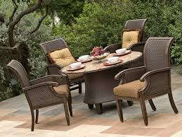 Painting Wicker Patio Furniture - exterior appealing outdoor furniture design by woodard furniture