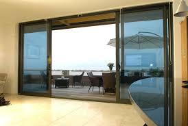 exterior door with blinds between glass triple sliding door sliding patio door blinds canada anderson