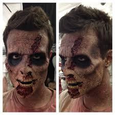 Halloween Male Makeup Special Effects Zombie Makeup Beauty Halloween Makeup
