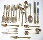 TIFFANY & Co. Sterling Flatware | 20 pcs |