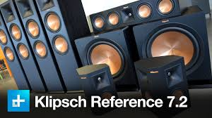 best high end home theater receiver klipsch reference premiere 7 2 surround sound system review
