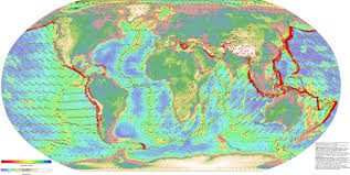 Tectonic Plate Map 14 Maps Of The World That Put Conservation In Perspective Dr