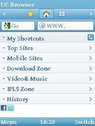 Bolt *** Browser V0.86 الرائد تصفح الإنترنت